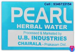 Pearl Herbal Water