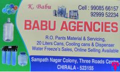 Babu Agencies