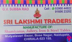 Sri Lakshmi Traders