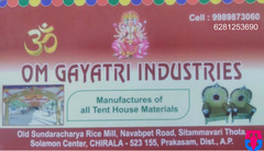 Om Gayathri Industries