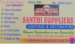 Santhi Suppliers