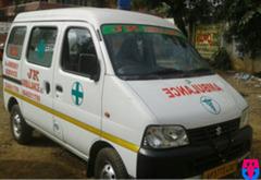 JK Ambulance and freezer box service