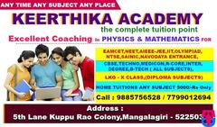 Keerthika Academy
