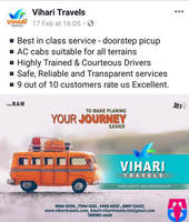 Vihari Travels