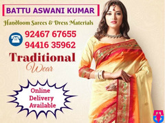 Battu Aswani Kumar Handlooms