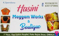 Hasini Maggam Works