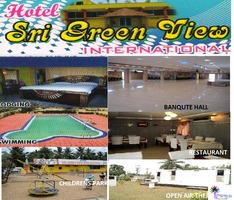 Hotel Sri Green View International Bhimavaram