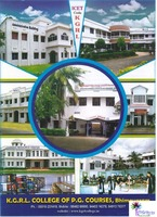 K.G.R.L.COLLEGE OF P.G. COURSES Bhimavaram