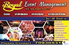 Royal Event Management