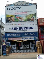SonoVision Tv & Audio Showroom Bhimavaram