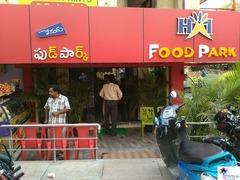 Food Park & Haai Juice Park Eluru