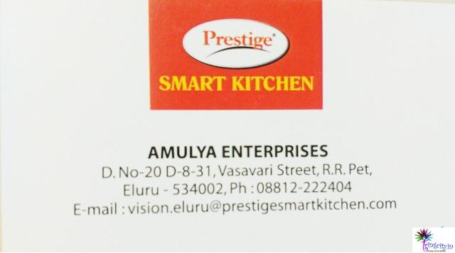 Eluru   Andhra Pradesh   India   kitchenware Stores ...