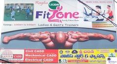 Laxmi FitZone & Family Fitness Center