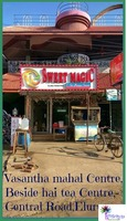 Sri Mourya's Sweet Magic
