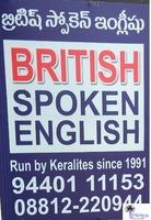 BRITISH SPOKEN ENGLISH