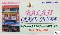 Balaji Grand Shoppe