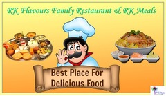 RK Flavours Family Restaurant & RK Meals