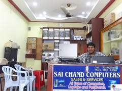 SaiChand Computers ( Laptops,Networking,Sales & Printer Services )