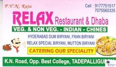 Relax Restaurant & Dhaba